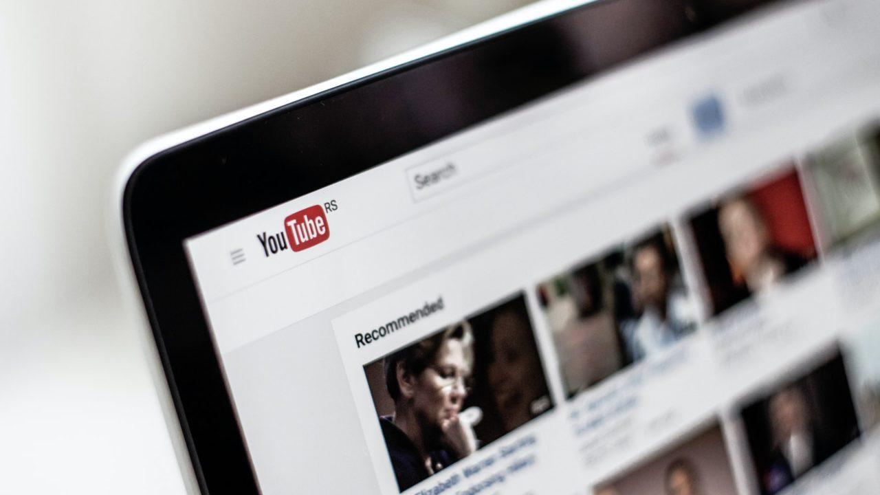 ユーチューバー YouTube